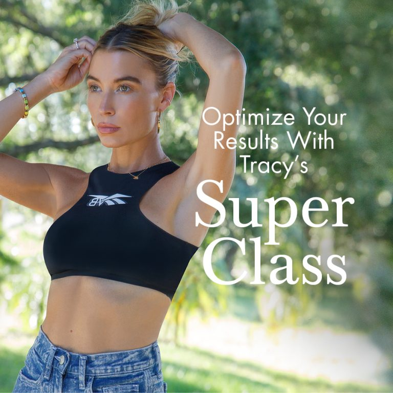 Super Class with Tracy